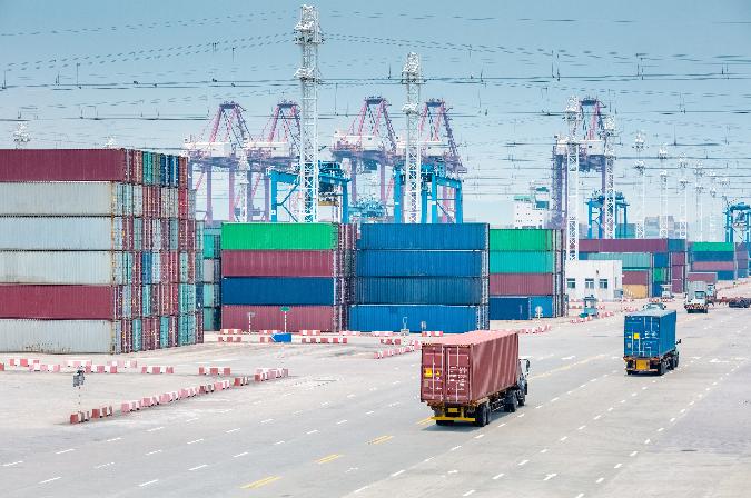 Pelabuhan Tanjung Priok<br/>Siapkan Pengambilan Barang Online