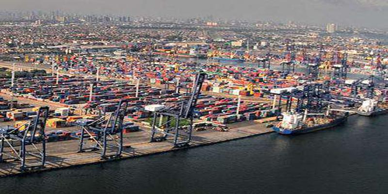 Penetapan Pelabuhan Hub di<br/>Timur