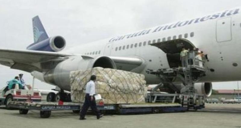 Pemerintah Apresiasi Trigana Air<br/>dalam Pengangkutan Logistik