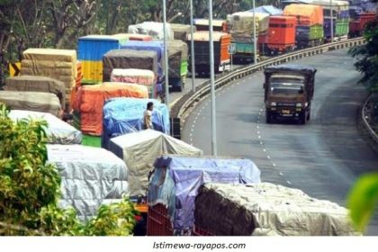 The Ministry of Transportation Limit the Operation of Goods Transport Vehicles