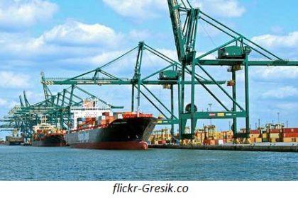 East Belitung Designing New Port