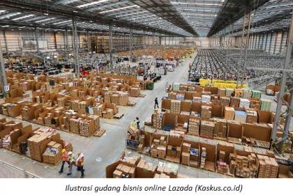 E-Commerce Needs Logistics Support